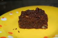 Sugar-free, Gluten-free Brownie