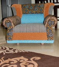 Happy: Chair (Pinterest inspired)