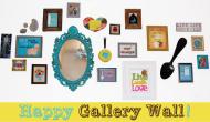 Wall Decorating: 4 HappyConsiderations
